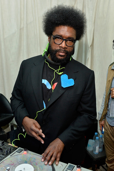 Questlove performs during day five of Art Basel at Soho Beach House on December 7, 2013 in Miami Beach
