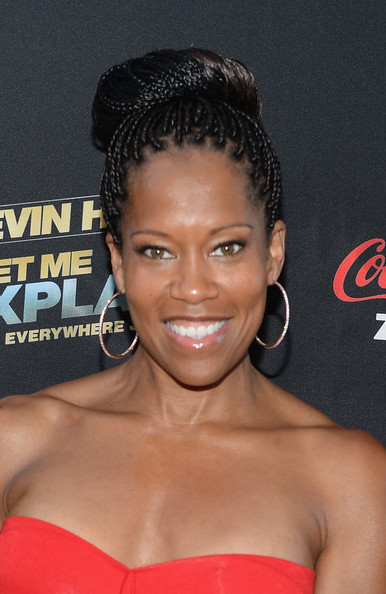 Actress Regina King is 43 today