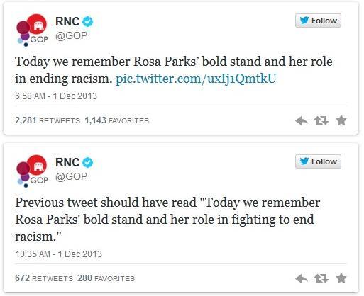 rnc racism tweets