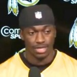 RGIII is Benched for the Season: 'I Won't Let it Break My Spirit' (Watch)