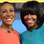 Michelle Obama Tweets Support of Robin Roberts Coming Out