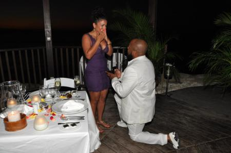 rockmond-dunbar-and-maya-gilbert-engagement-pic1