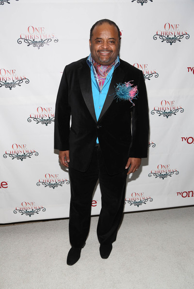 Roland Martin attends TV One's One Christmas Holiday Variety Special on November 19, 2013 in Washington, DC