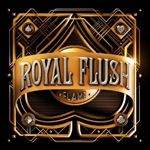 royal flush (cd cover)