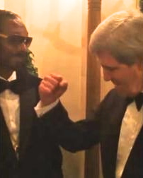 snoop dogg john kerry