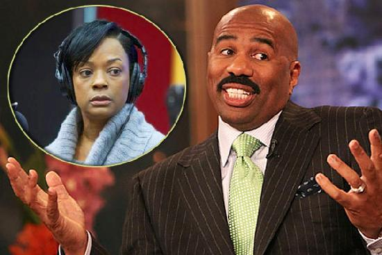 steve harvey (mary harvey - inset)