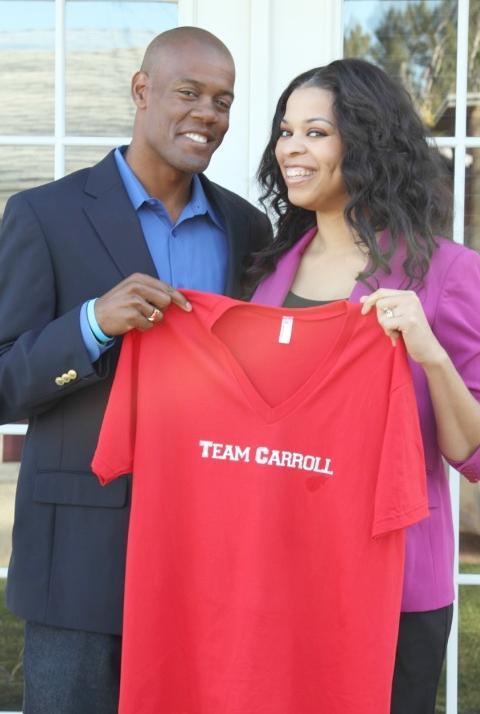 Dr. Jonathan Carroll & Nkechi Okoro Carroll