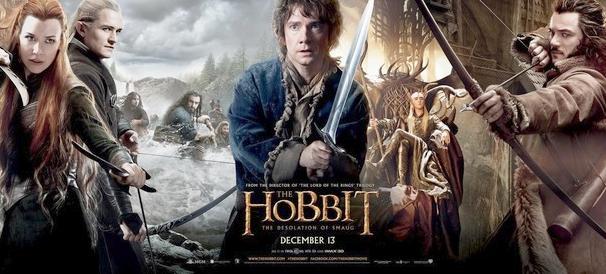 the hobbit (poster)