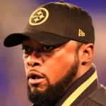 NFL Fines Steelers Coach Mike Tomlin $100,000 (Watch)