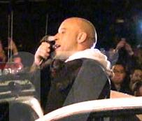 Vin Diesel Speaks at P...