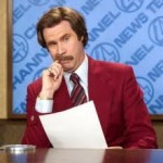The Pulse of Entertainment: Will Ferrell is back in 'Anchorman 2: The Legend Continues'