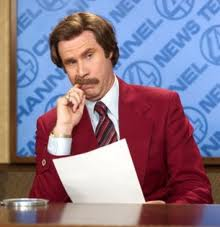 will ferrell (anchorman 2)
