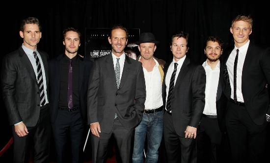 'Lone Survivor' cast