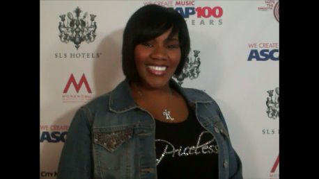 Seven-time Grammy Award nominee Kelly Price. (Credit: Eunice Moseley)