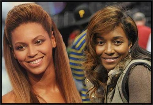 beyonce and chilli