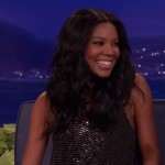 Gabrielle Union Share's Her Porn Star Diet with Conan (Watch)