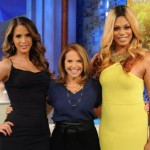 Laverne Cox Educates Katie Couric On The Struggles of Transgender People