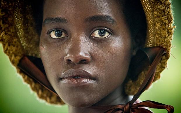 "Lupita Nyong'o as Patsey in ""12 Years a Slave"""