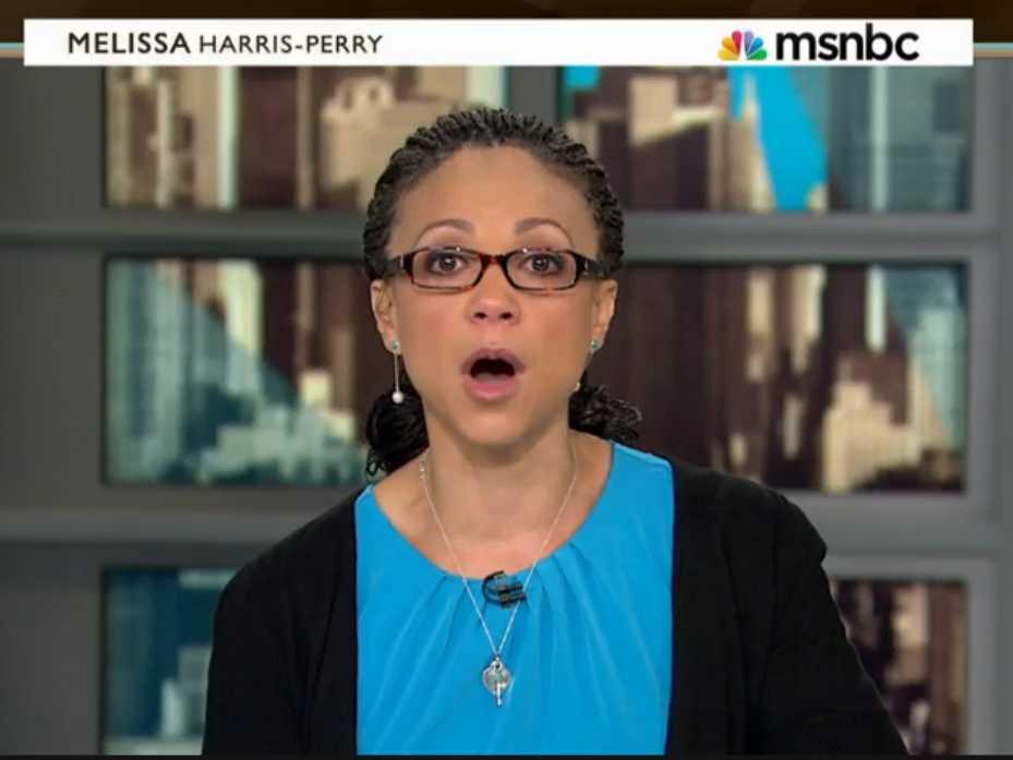 Melissa Harris Perry, MSNBC