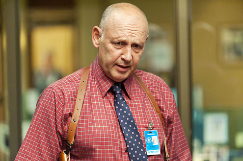 "Nick Searcy on ""Justified"""