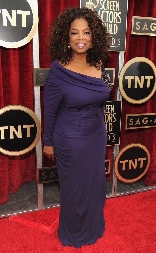 Oprah SAG Awards