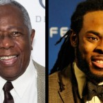 Richard Sherman Receives Support from Hank Aaron