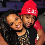 RELATIONSHIPS: Christina Milian Says She and Fiancé Jas Prince  'Act Like Brother and Sister'