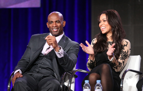 deion sanders tracey edmonds