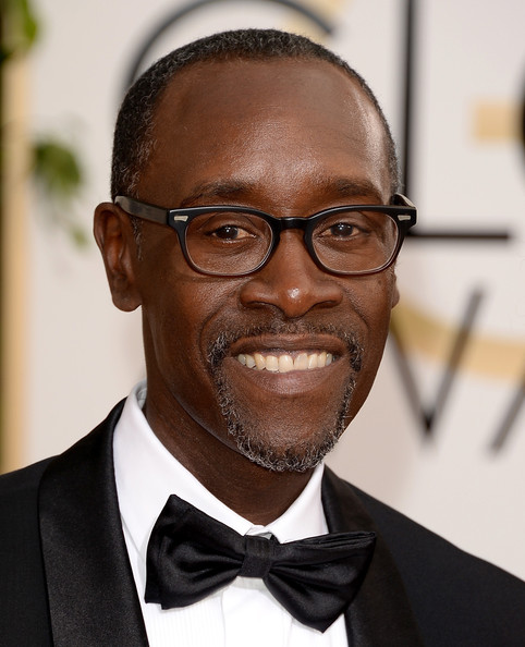 Actor Don Cheadle attends the 71st Annual Golden Globe Awards held at The Beverly Hilton Hotel on January 12, 2014 in Beverly Hills, California