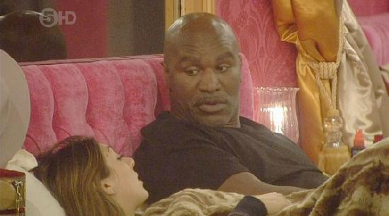 evander holyfield & luisa (big brother)