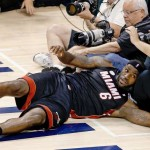 LeBroning! The Latest Viral Verb (Watch)