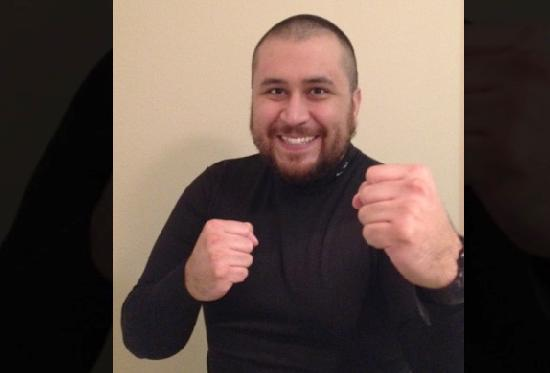 george zimmerman (boxing stance)