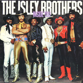 isley bros (inside you cover)