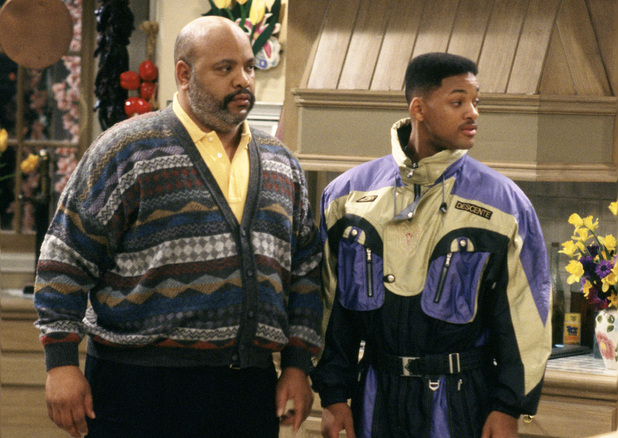 james avery & will smith (fresh prince)