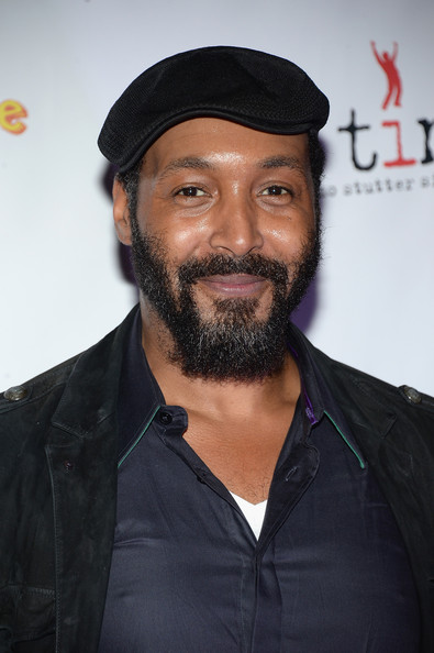Jesse L. Martin attends the Paul Rudd 2nd Annual All-Star Bowling Benefit at Lucky Strike on October 21, 2013 in New York City