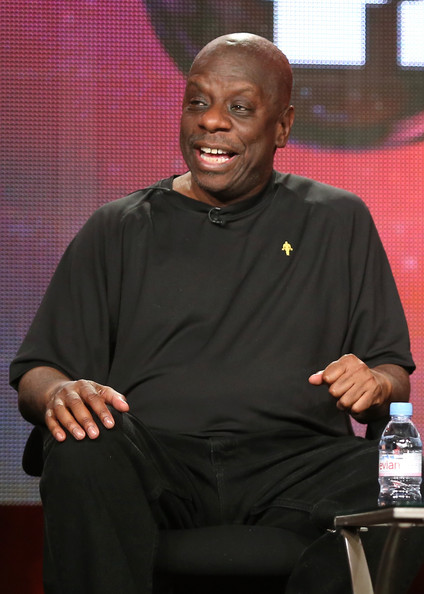 "Actor Jimmie Walker speaks onstage during the 'Pioneers of Television, Season 4, ""Acting Funny"", ""Breaking Barriers"", ""Doctors and Nurses"", and ""Standup to Sitcom"" ' panel discussion at the PBS portion of the 2014 Winter Television Critics Association tour at Langham Hotel on January 21, 2014 in Pasadena, California"
