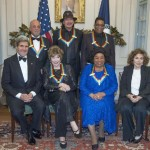 Audrey's Society Whirl: Arroyo, Hancock, Joel,  MacLaine &  Santana Recipients of 36th Kennedy Center Honors