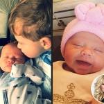 Meet Kim Zolciak's New Twins Kane and Kaia