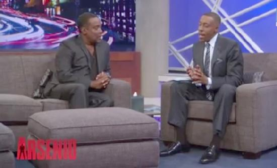 lee daniels & arsenio hall