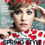 Kanye Confronts Anna Wintour Over Lena Dunham's Vogue Cover?
