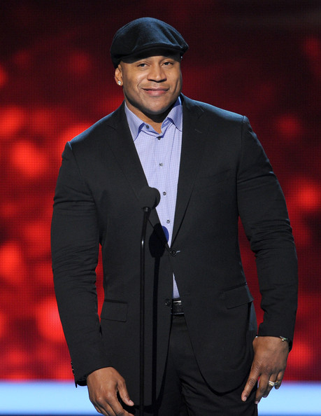Rapper LL Cool J is 46