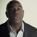 White House Enlists Magic Johnson to Promote Obamacare (Video)