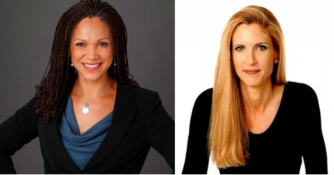 melissa-harris-perry and ann-coulter