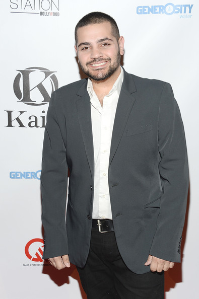 Designer Michael Costello attends the Kaiio Launch Event at W Hollywood on October 17, 2013 in Hollywood, California