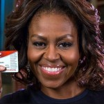 Audrey's Whirl: First Lady Michelle Obama Turns 50 and Earns AARP Card ; Pres. Obama Teaches Guests how to 'Dougie' at B'day Bash