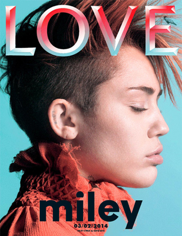 miley cyrus love cover