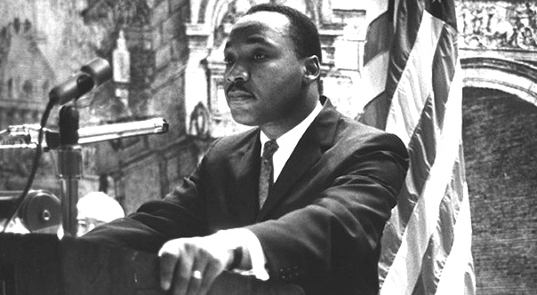 A recording of Dr. Martin Luther King Jr. delivering this address to the New York State Civil War Centennial Commission in 1962 was recently discovered by the New York State Museum.