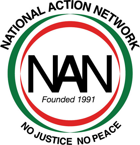 nan - national action network logo