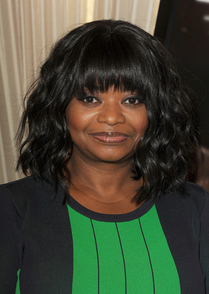 Actress Octavia Spencer attends the 14th annual AFI Awards Luncheon at the Four Seasons Hotel Beverly Hills on January 10, 2014 in Beverly Hills, California