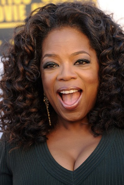 Oprah Winfrey on Oscar Snub: 'How Dare Anybody Say That I ...
